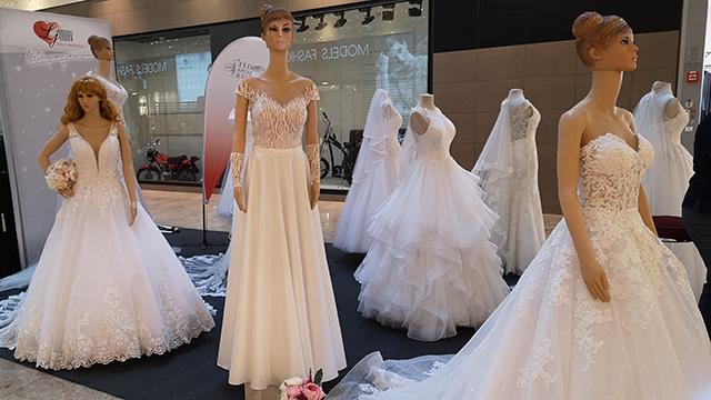 Najnoviji trendovi vjenčanica predstavljeni na Danima vjenčanja u Westgateu